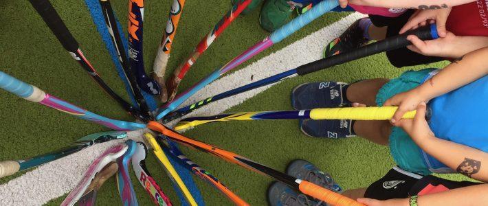 RW- Hockeyjugend gratuliert zum Deutschen Meistertitel
