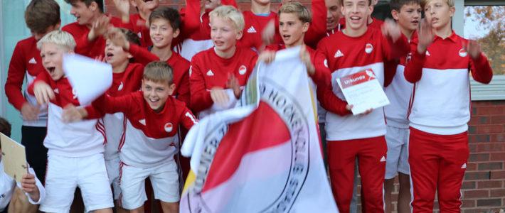Knaben A holen den 3. Platz in Krefeld