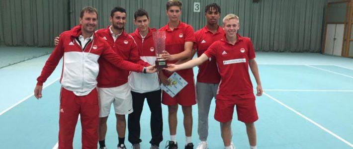 1. Junioren werden erneut NRW Meister