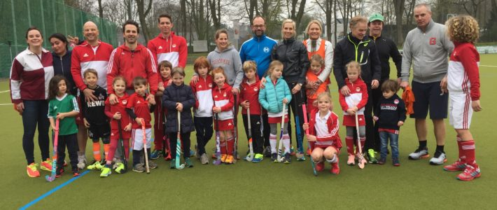 Eltern Kind Hockey Turnier II