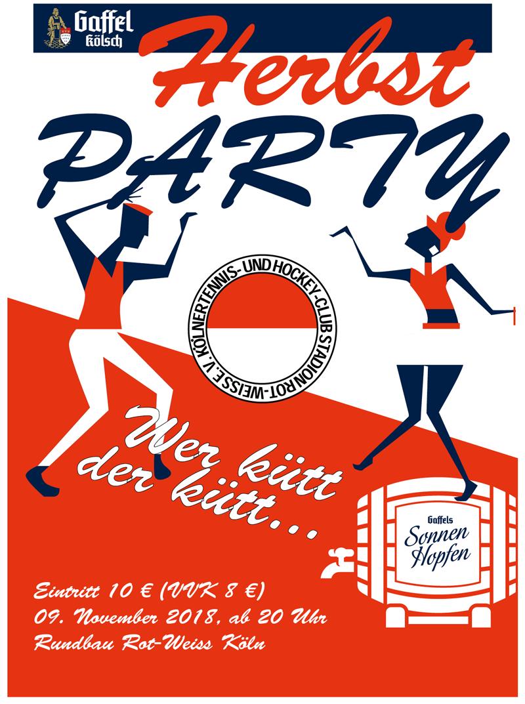 RW Party - Wer kütt der kütt
