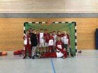 Silberpokal für RW B-Knaben-Mannschaft