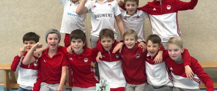 Knaben C1 holen Turniersieg in Bremen