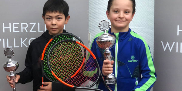 Thies siegt bei den HEAD Junior Open in Bremen
