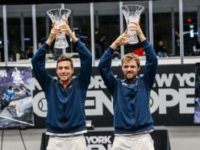 Andy Mies holt ersten ATP tour Titel in New York