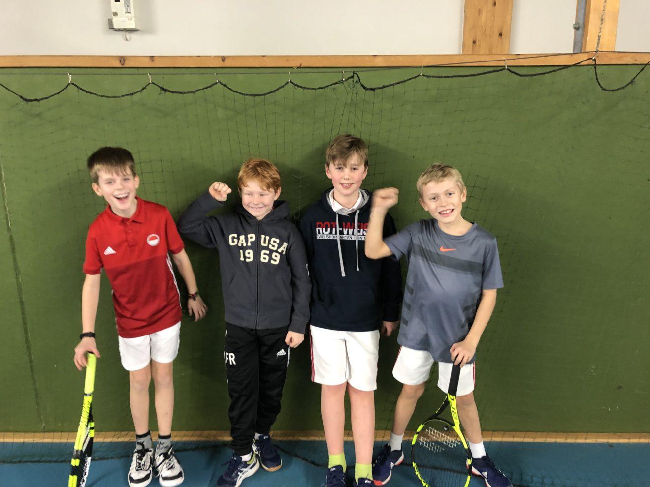 Midcourt-Jungs wieder mit Tagessieg