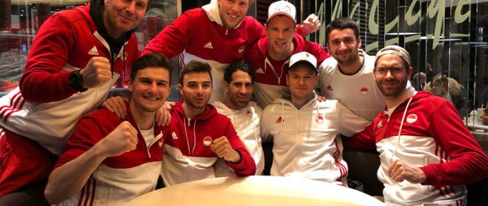 1. Tennis-Herren holen erneut den Meistertitel