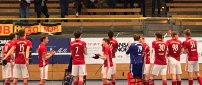 DM in Lübeck – Männliche Jugend B im Halbfinale
