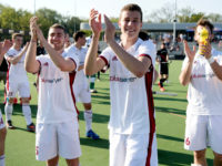 EHL KO8: Shoot Out-Sieg gegen AH&BC Amsterdam