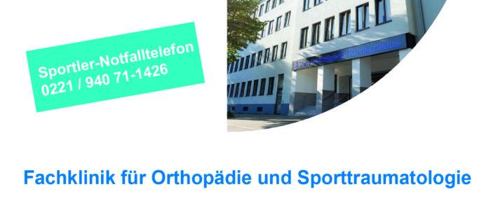 Ein Team in Sport und Medizin