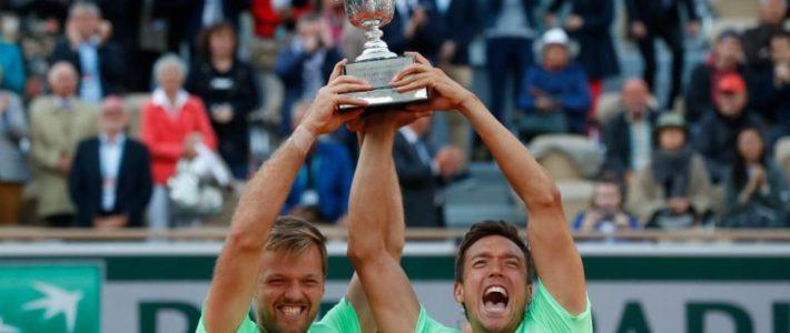 Mies/Krawietz holen Titel bei den French Open: Deutschland hat neue Tennis-Helden!