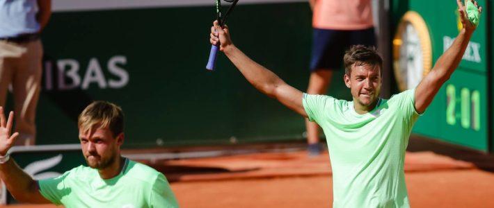 Ein Kölner im Viertelfinale der French Open!