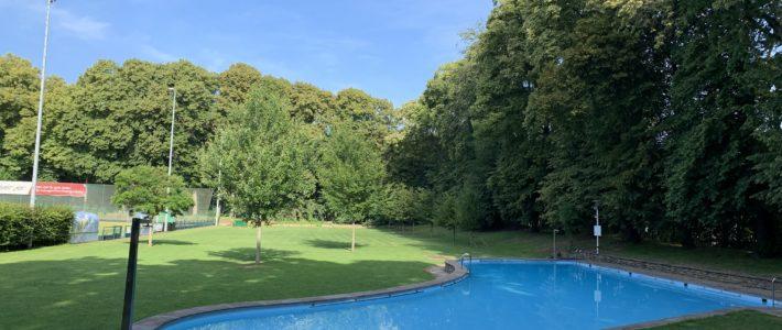 Sommer 2019: Schwimmbadnutzung