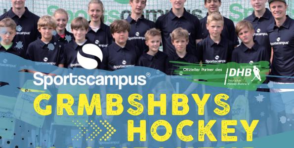 GRMBSHBYS Hockey Manufaktur im Rot-Weiss