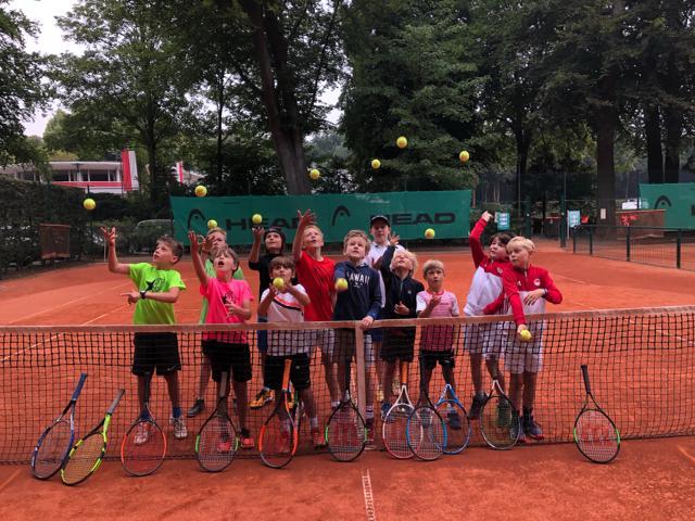 Sabine Born Intensiv-Tenniscamp