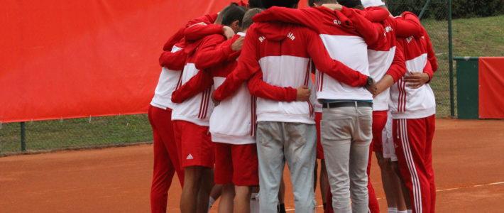 Tennis: Abschied von der 1. Liga