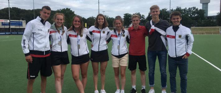 Inoffizielle EM: Sommerturnier U16/U18 Jungs und Mädchen in Eindhoven