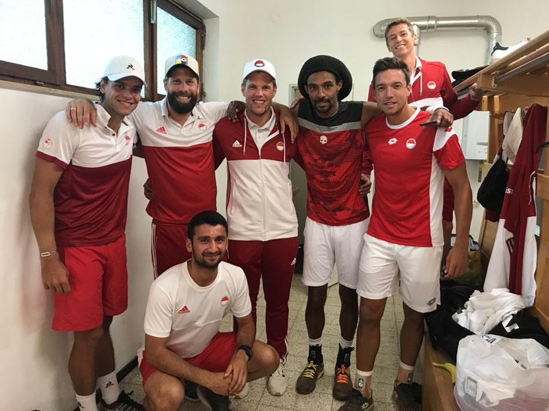 Tennis-Bundesliga: Freitag in Grosshesselohe, Sonntag zu Hause gegen Krefeld