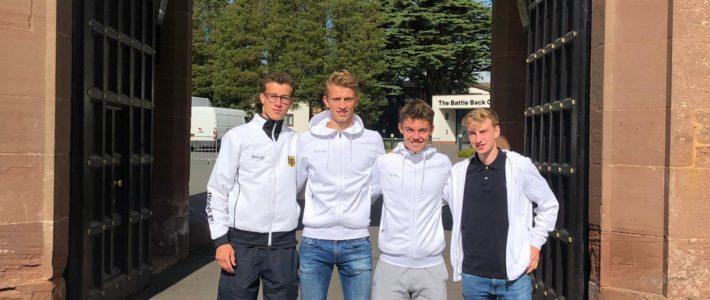 Hockey: Rot-Weisse männlicheU16 und U18 für Deutschland in England