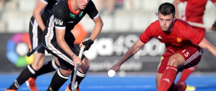 U21 EM: Gold für Prinz, Bronze für Boermans und Arndt
