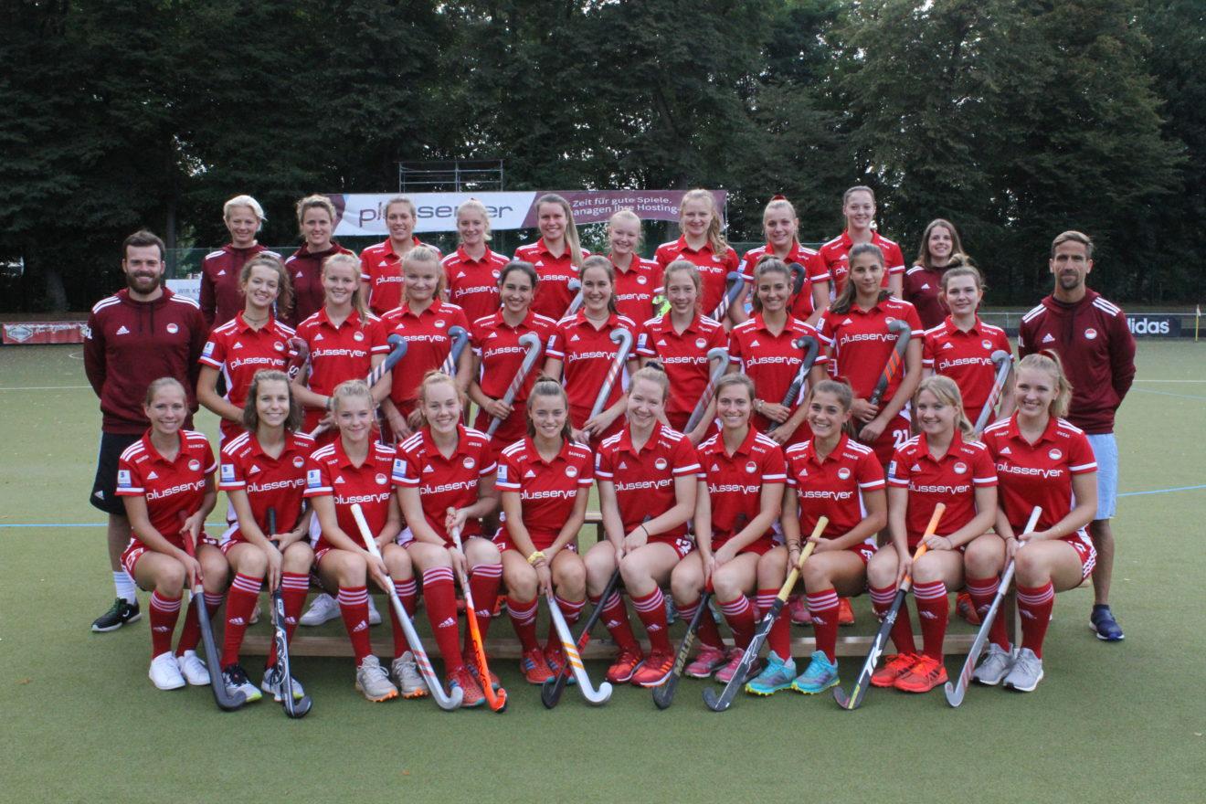 Heimauftakt für Hockey-Damen mit vielen Neuen / Herren feiern Comeback und Youngster-Debüts
