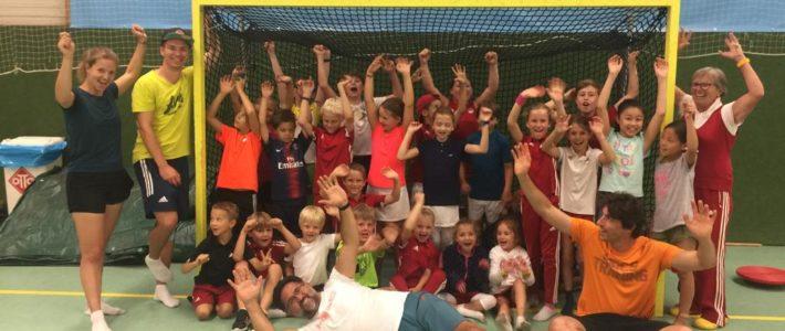 Tenniscamp bei Bärbel & Edo