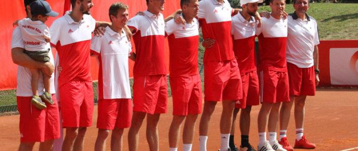 Tennis-Bundesliga: Kampf um den Klassenerhalt