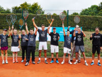 Andreas Mies wird neuer Tennis-Botschafter von Special Olympics Nordrhein-Westfalen