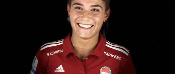 RW Damen gewinnen gegen Uhlenhorst