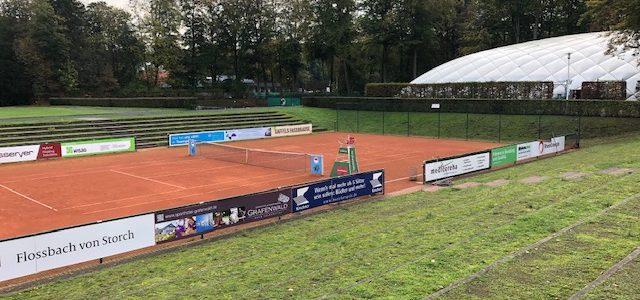 Alle Tennisplätze können über das Osterwochenende bespielt werden!!