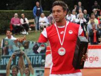 Andy Mies: Auftaktsieg bei den ATP Nitto Finals in London