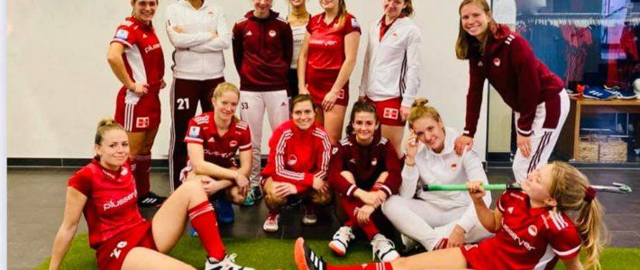 Saisonfinale für unsere Damen