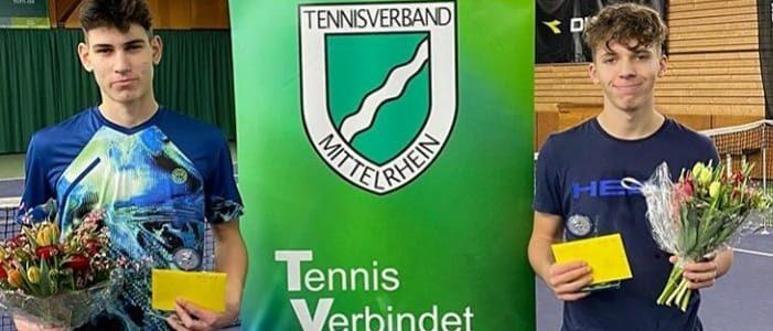 Daniel Milardovic wird TVM-Meister U18!