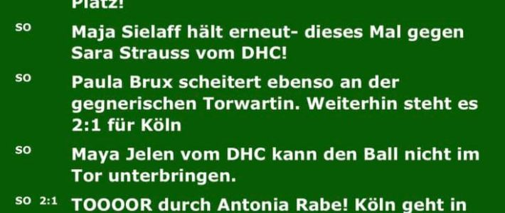 WJA drittbeste Mannschaft Deutschlands
