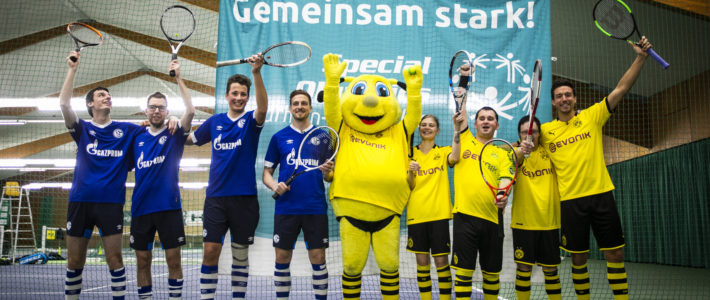 Special Olympics mit Andy Mies