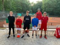 1. Junioren gewinnen 5:4 gegen Troisdorf