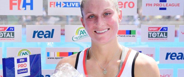 Abstimmen für Cécile Pieper zur Sportstipendiatin des Jahres 2020