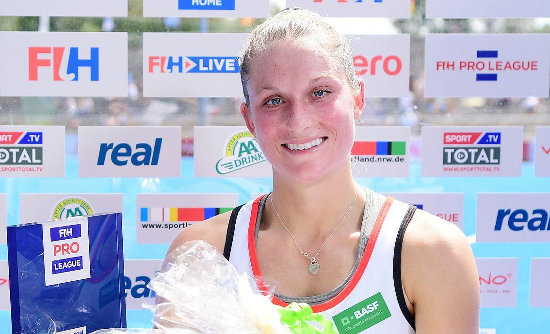 Abstimmen für Cécile Pieper zur Sportstipendiatin des