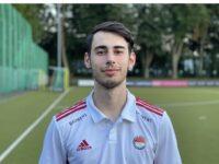 Nachwuchstalent Elian Mazkour verstärkt die Hockeyherren von Rot Weiss
