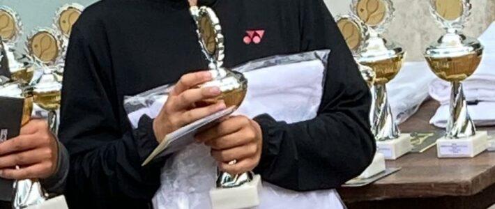 Lukian Grau Vizemeister bei den NRW Meisterschaften!