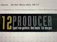 Der RW- Blog KW 40