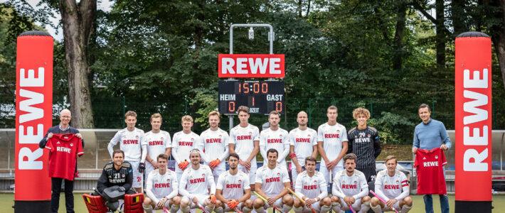 Rot Weiss Köln und REWE besiegeln Partnerschaft