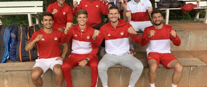 2. Herren von Rot Weiss zurück in der Regionalliga