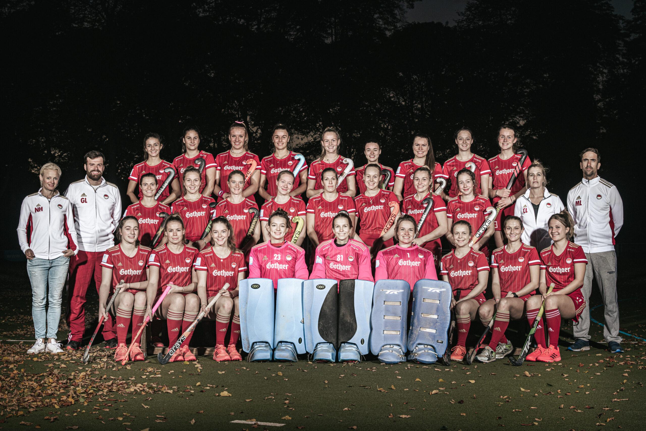 Vorschau 20. Spielwochenende (10.4./11.4.21) 1. Damen Rot-Weiss Köln