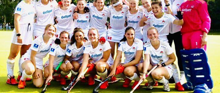 Damen spielen beim Münchener SC unentschieden (2:2)