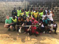 Wir sammeln für Sierra Leone Hockey