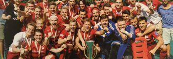 2017 Die Hockeyherren gewinnen die Euro League