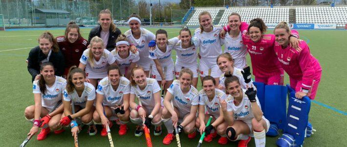 20. Spielwochenende 1. Damen Münchner SC – Rot-Weiss Köln 2:2 (1:2)