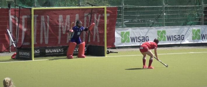 Spielbericht Spiel 1 Playoff Viertelfinale 1. Damen Rot-Weiss Köln – UHC Hamburg
