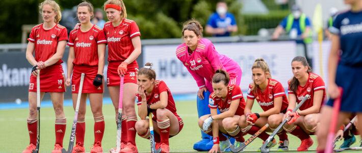 Spielbericht Final Four KTHC 1. Damen gegen Mannheimer HC